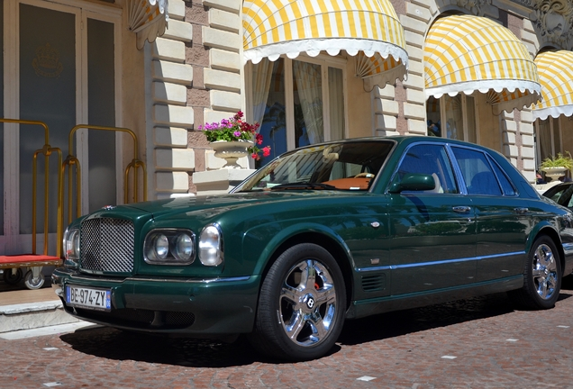 Bentley Arnage Le Mans Series