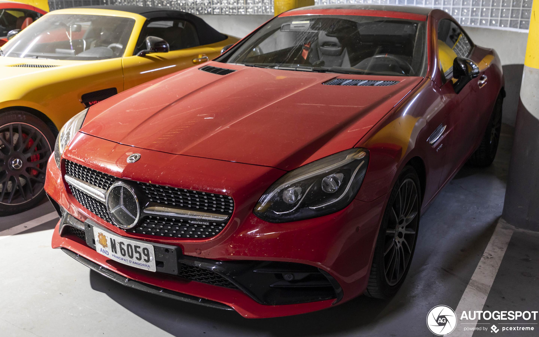 Mercedes-AMG SLC 43 R172