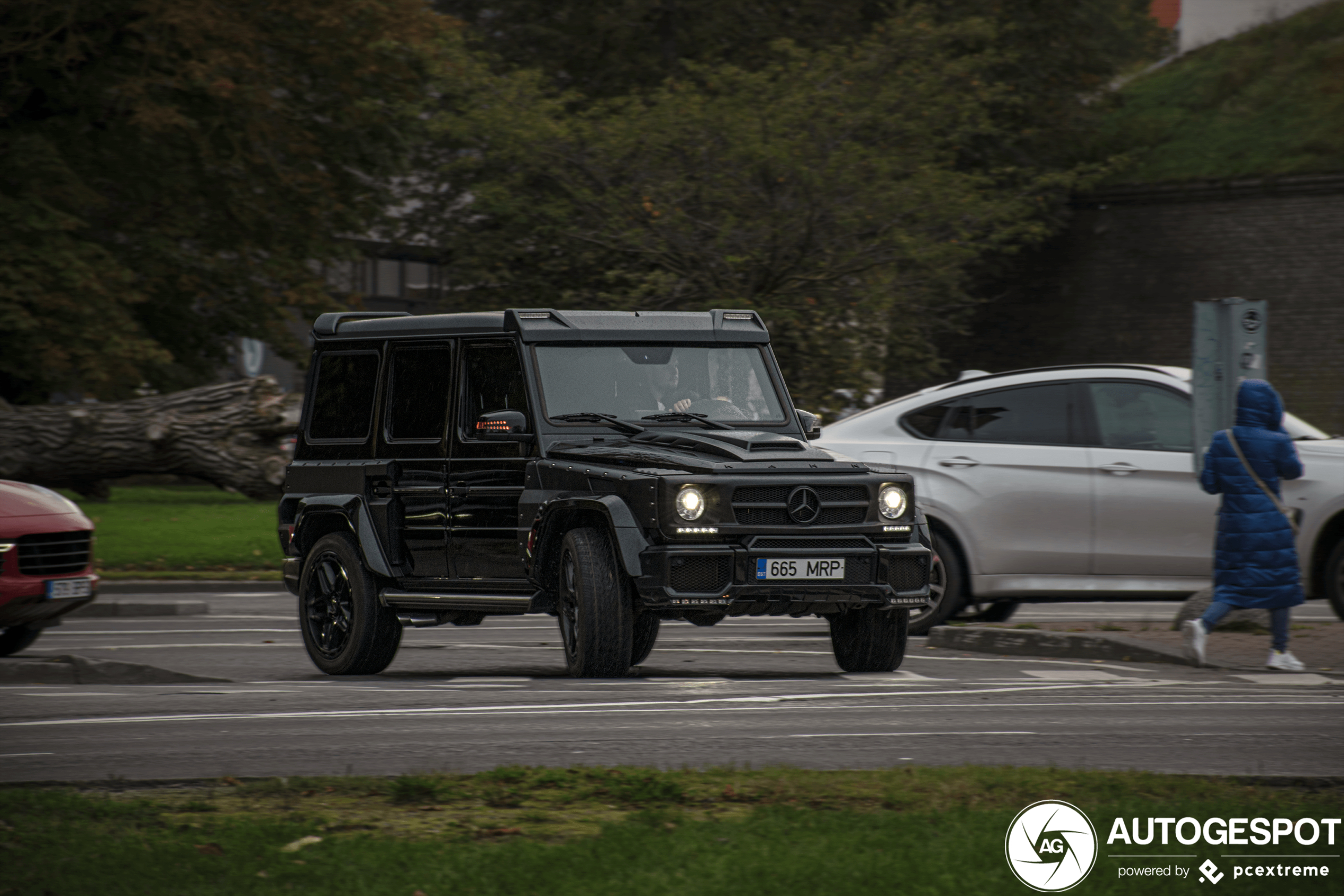 Mercedes-Benz G 63 AMG 2012 Chelsea Truck Co