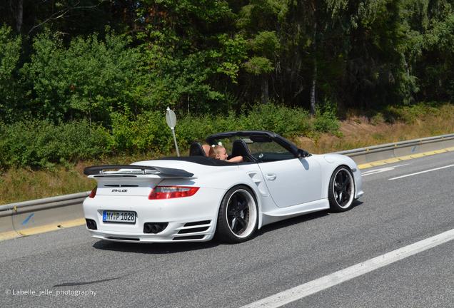Porsche speedART BTR-XL 630 Cabriolet