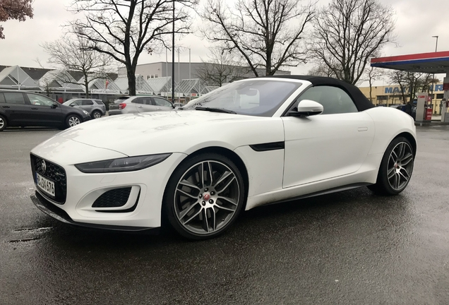 Jaguar F-TYPE P450 AWD Convertible 2020