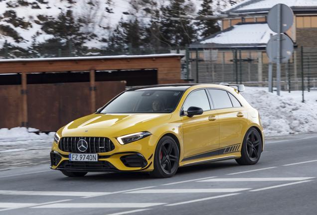 Mercedes-AMG A 45 S W177 Edition 1