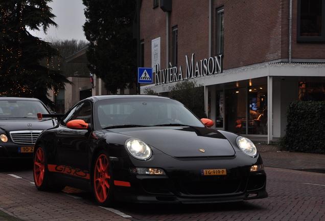 Porsche 997 GT3 RS MkI
