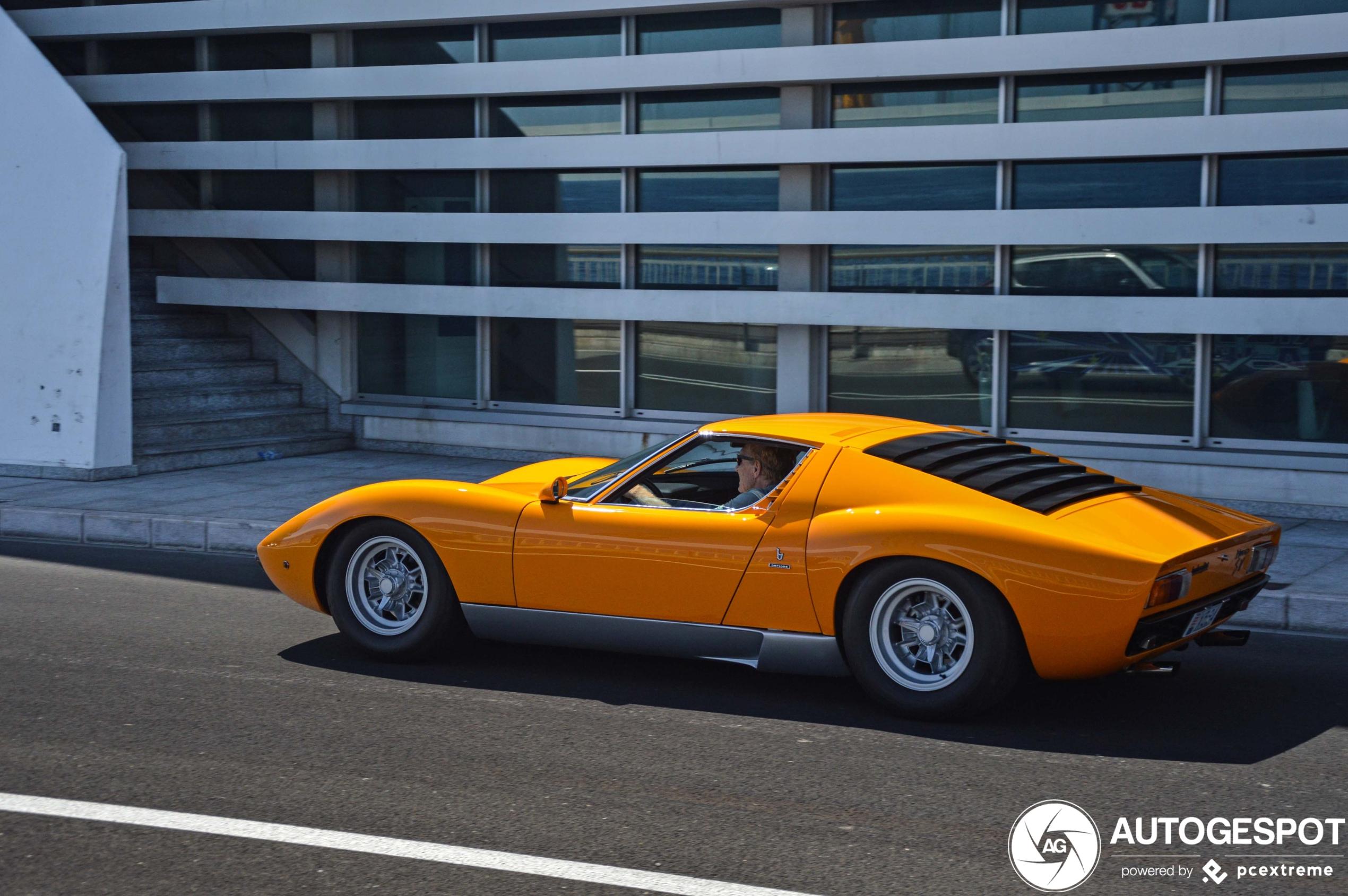 Deze Lamborghini is al jaren inwoner van Monaco