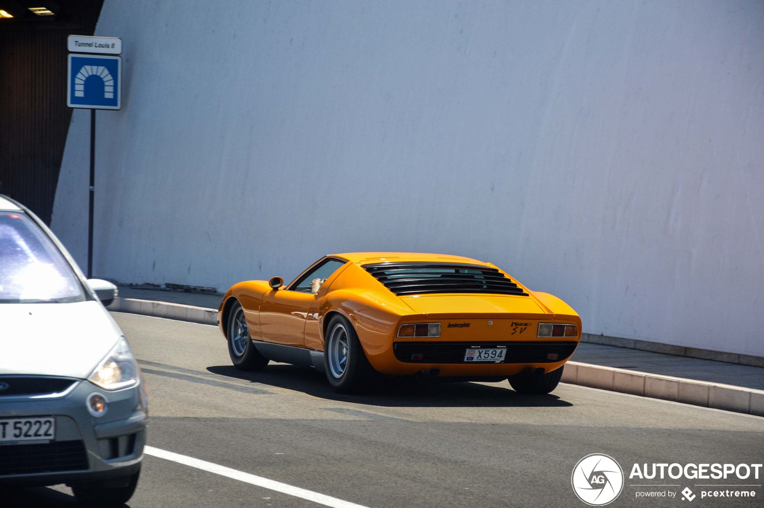 This Lamborghini has been a resident of Monaco for years