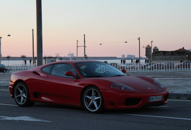 Ferrari 360 Modena