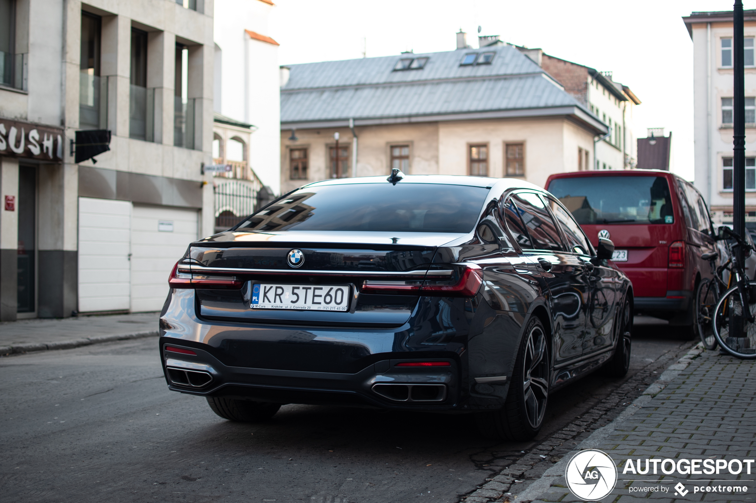 BMW has said goodbye to the V12