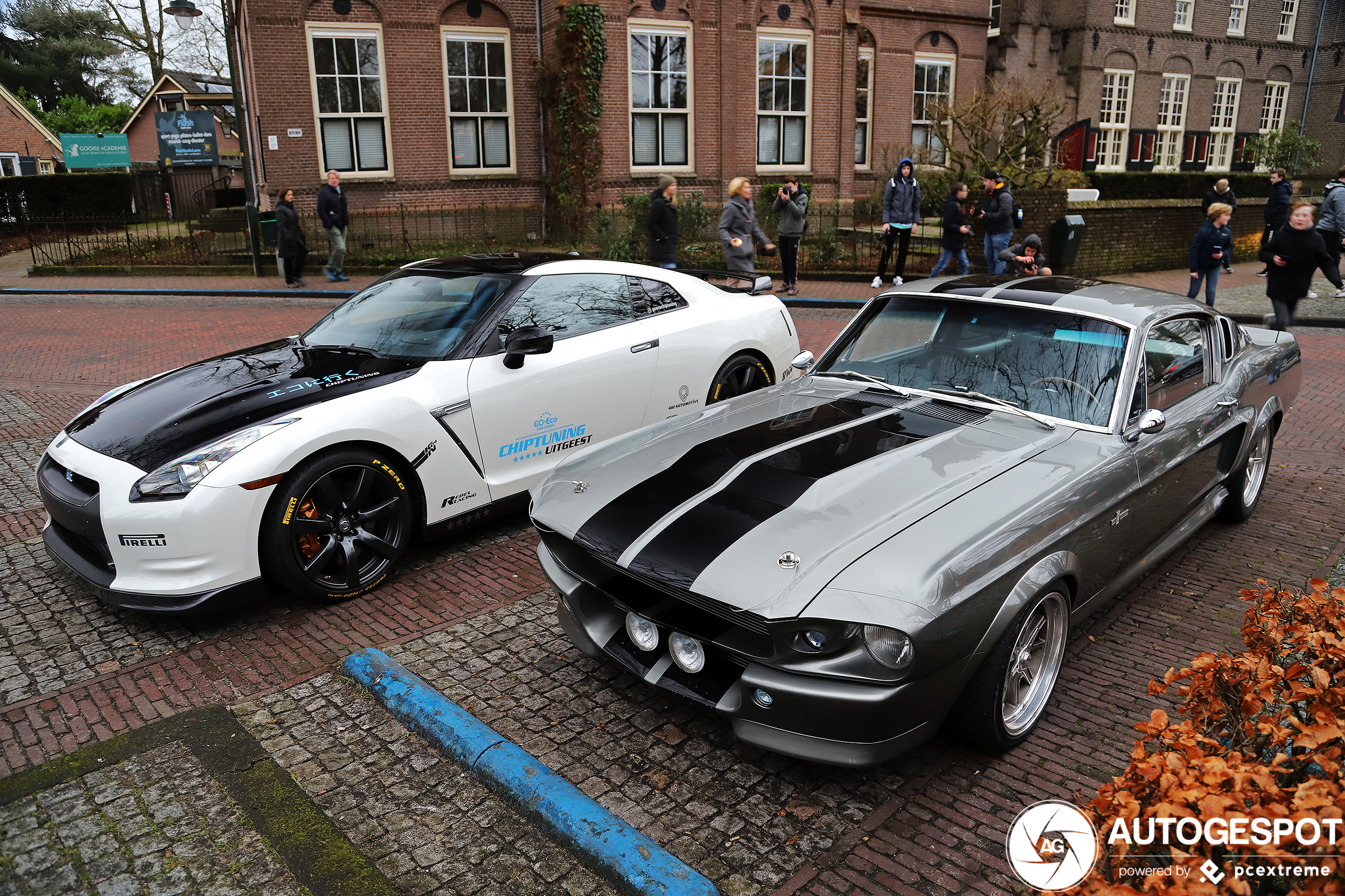 Ford Mustang Shelby G.T. 500E Eleanor komt gewoon naar Laren