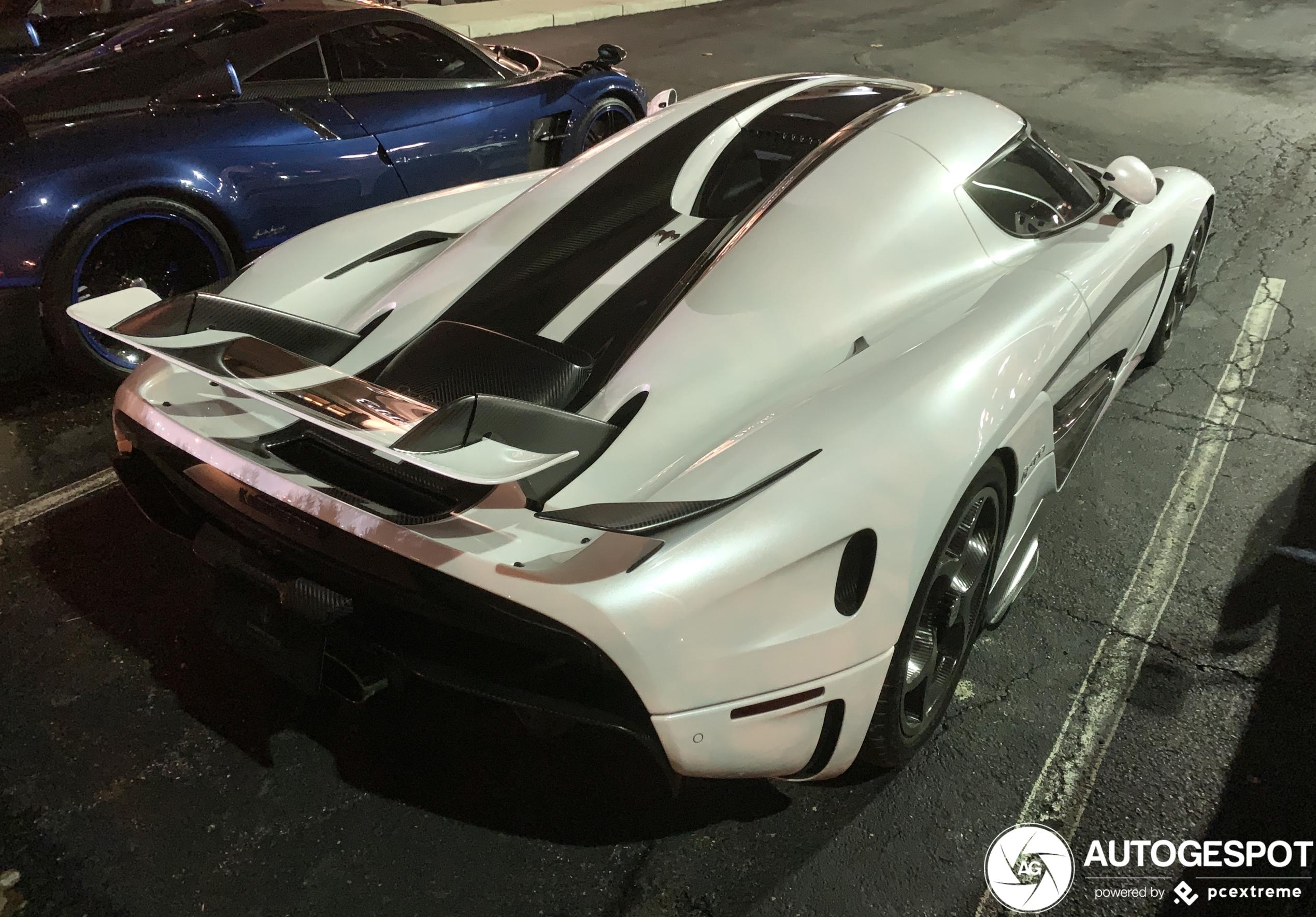 Koenigsegg Regera krijgt nu ook de aandacht