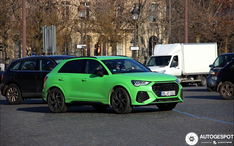 Audi RS Q3 2020