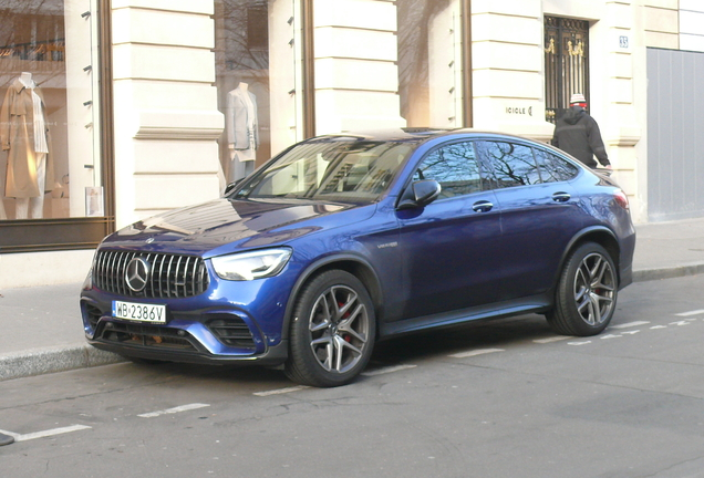 Mercedes-AMG GLC 63 S Coupé C253 2019