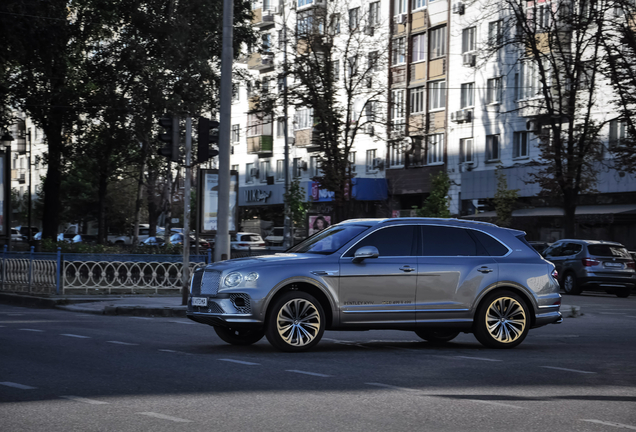Bentley Bentayga V8 2021 First Edition