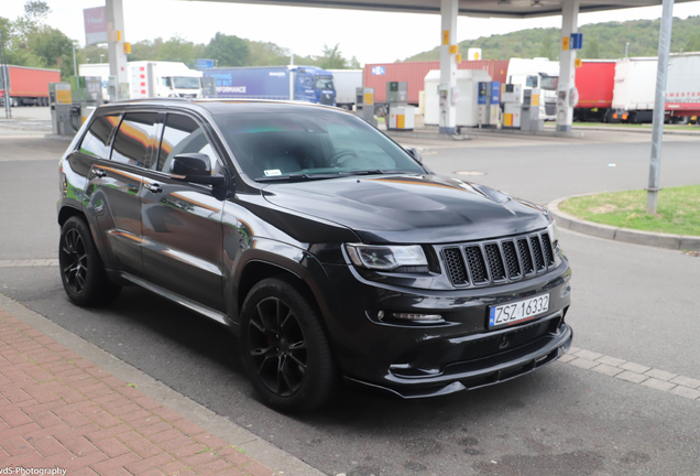 Jeep Grand Cherokee SRT 2013
