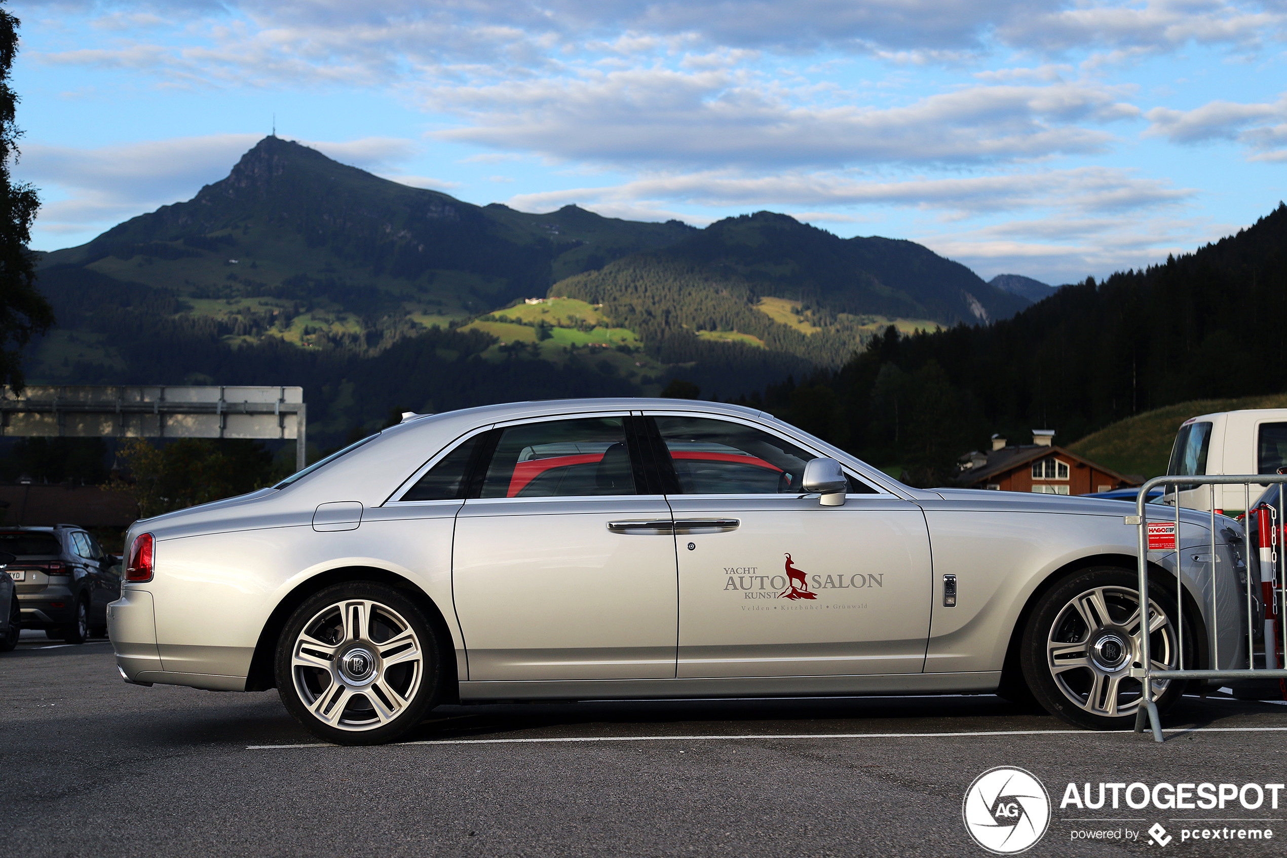 Rolls-RoyceGhost Series II