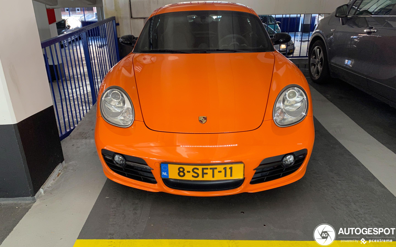 Porsche 987 Cayman S MkII