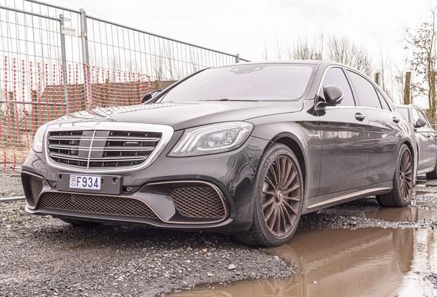 Mercedes-AMGS 65 V222 Final Edition