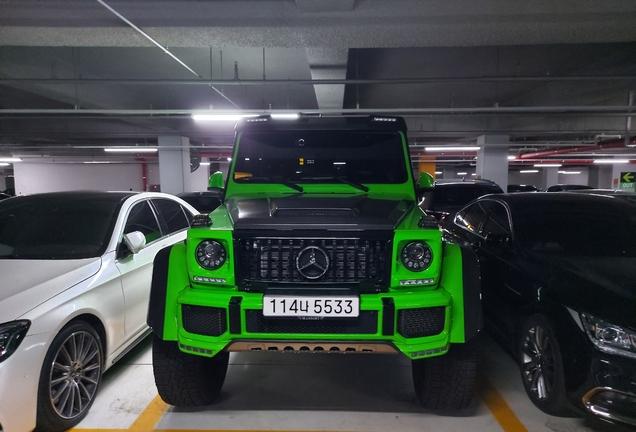 Mercedes-BenzBrabus G 500 4X4²