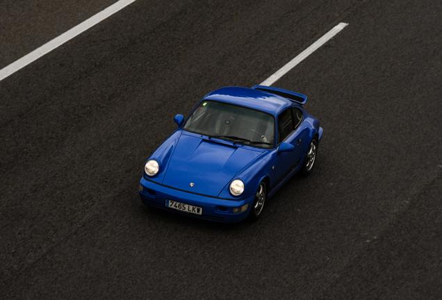 Porsche964 Carrera RS N/GT