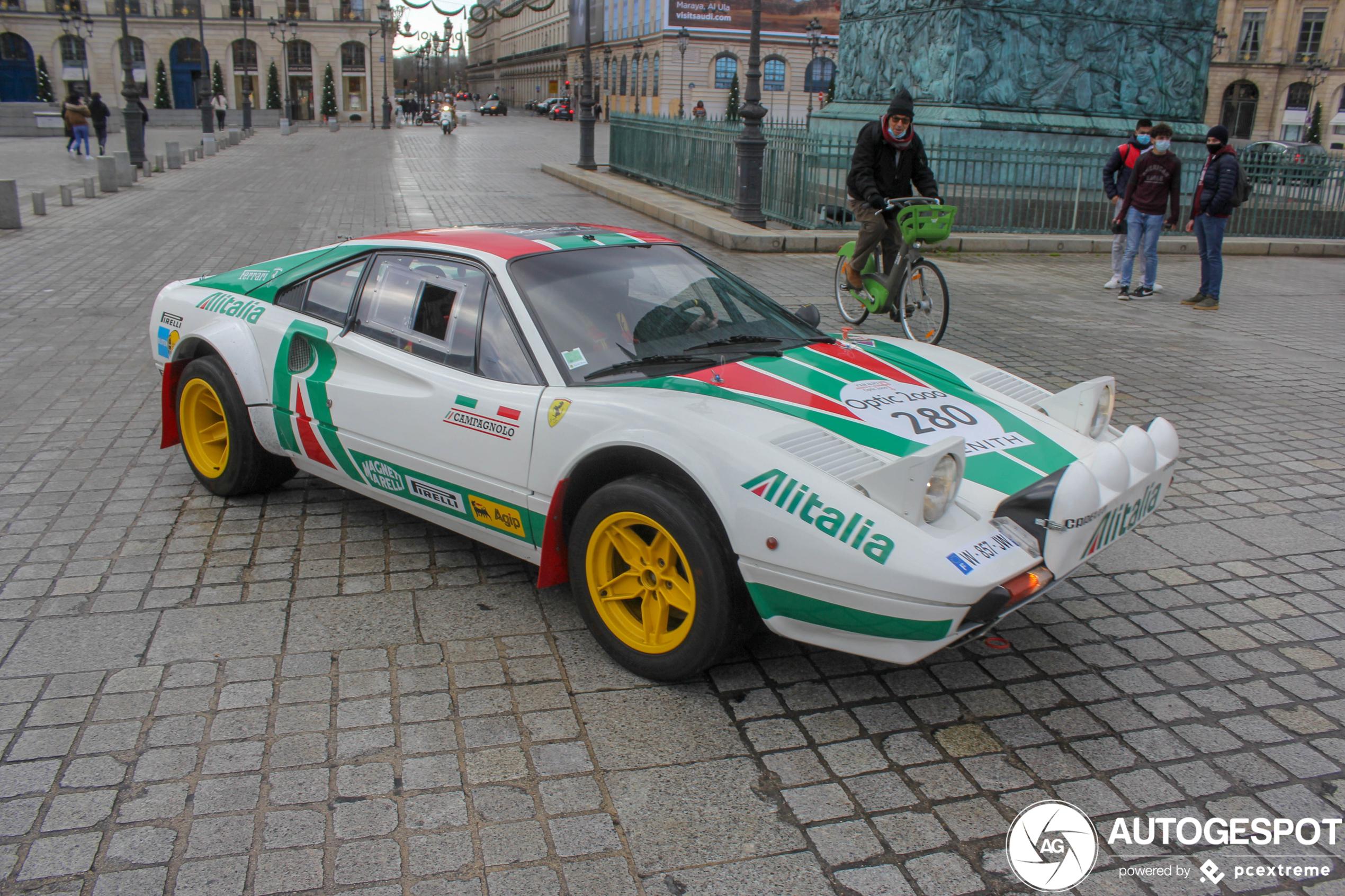 Ferrari308 GTB Michelotto