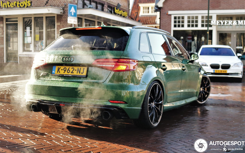 Audi ABT RS3 Sportback 8V 2018