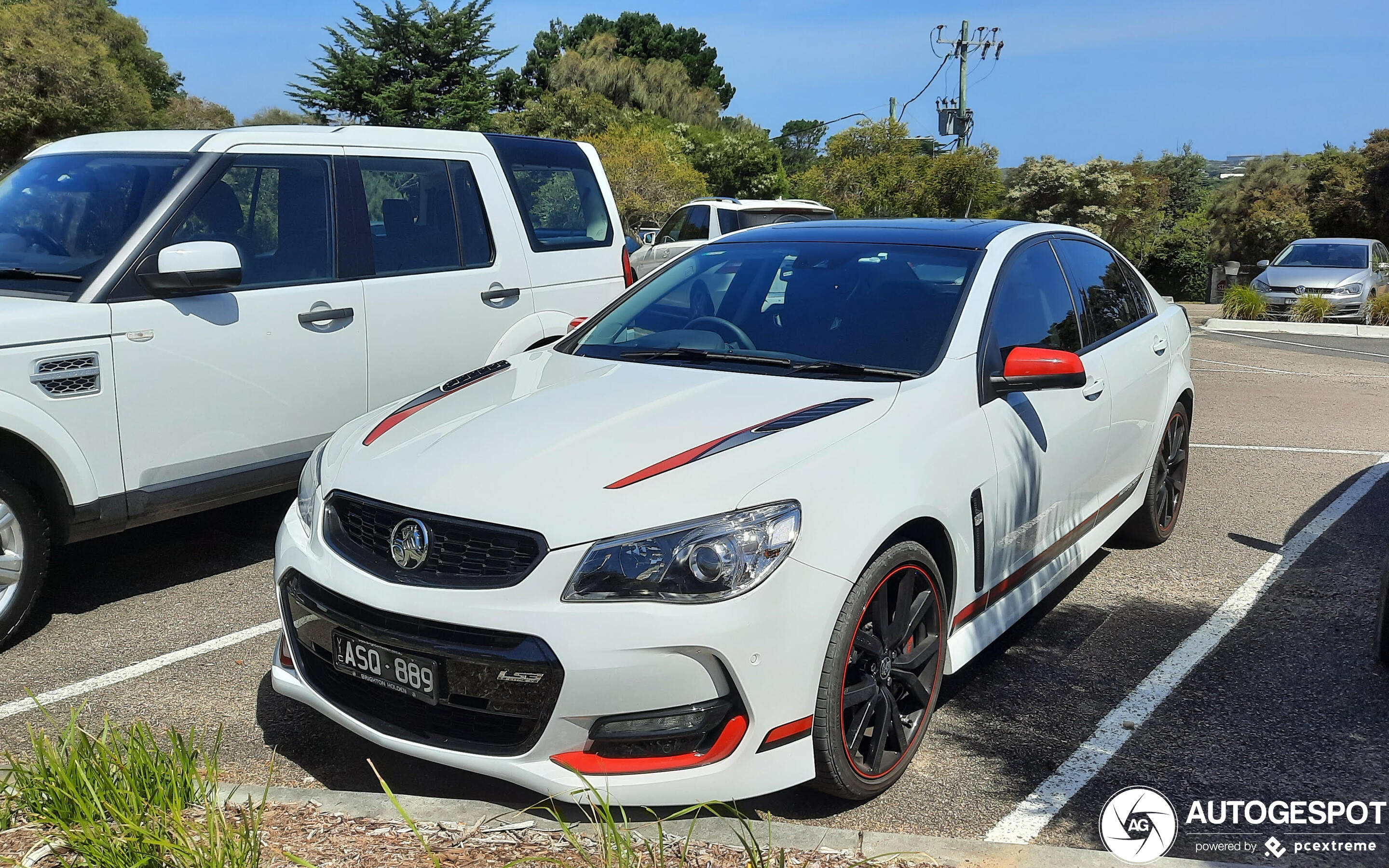 Holden VF Series II Commodore SS V Redline Motorsport Edition