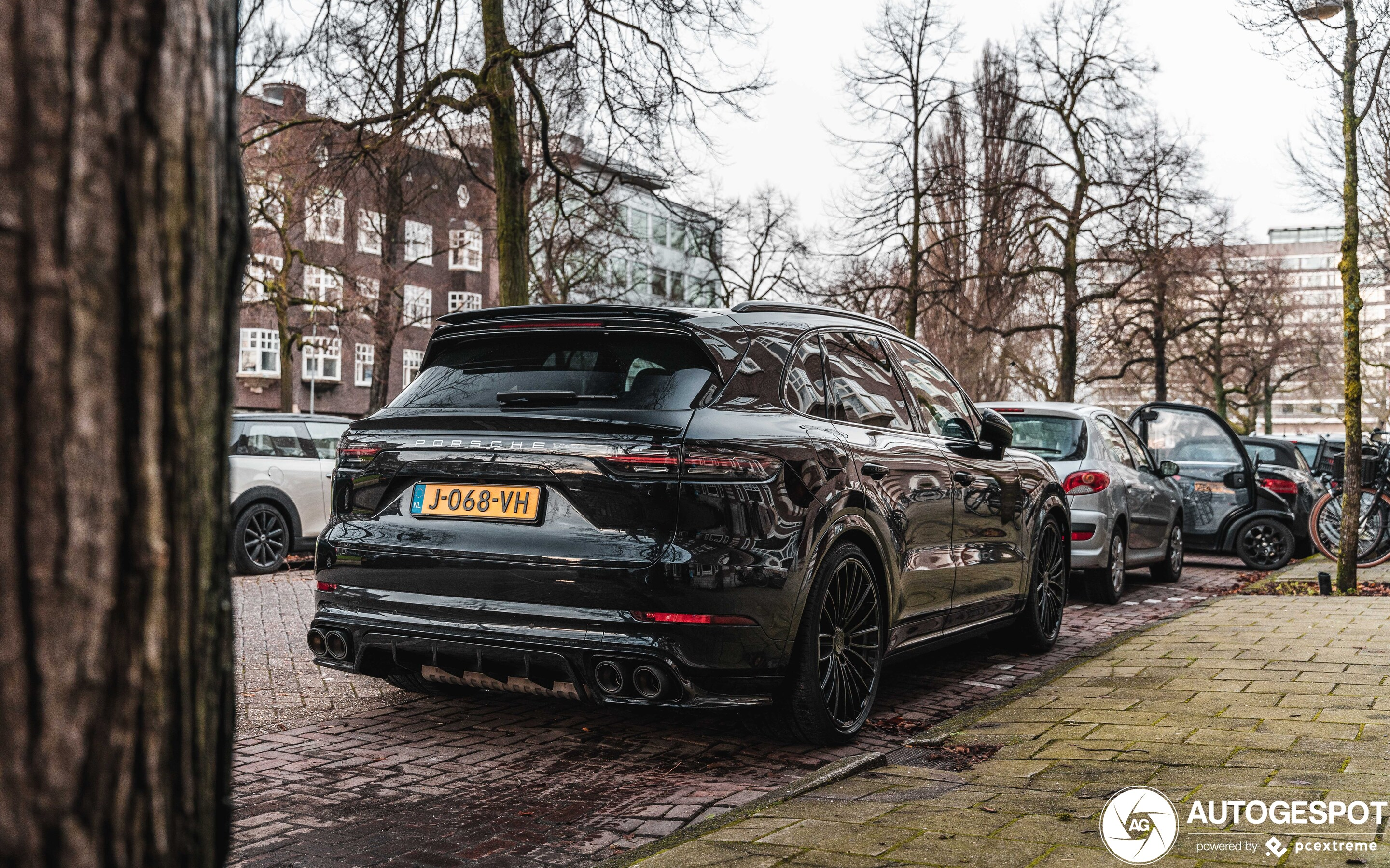 Porsche Techart Cayenne Turbo S E-Hybrid