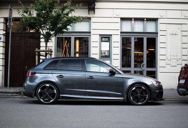 Audi RS3 Sportback 8V Maxton Design