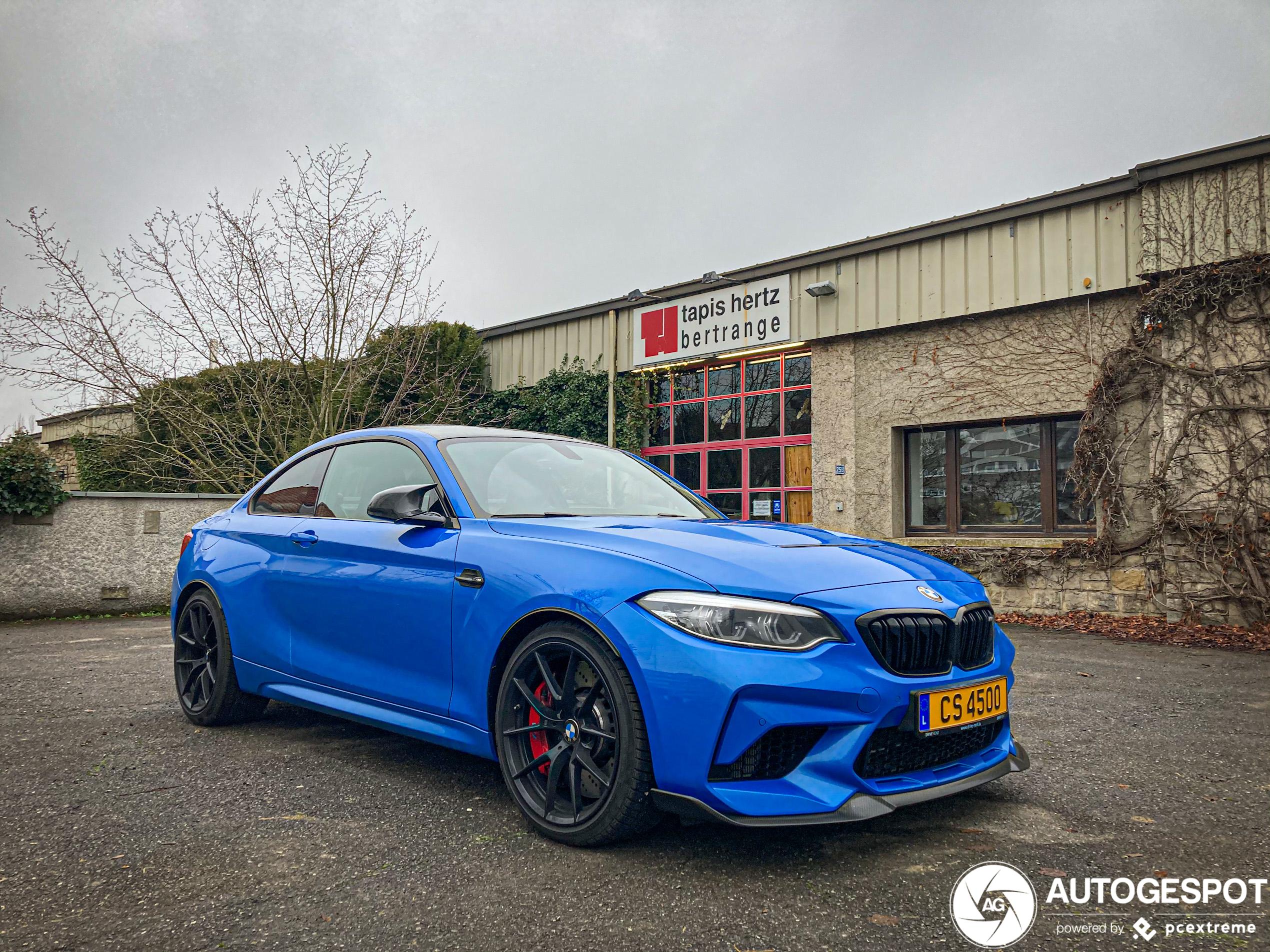 BMWM2 Coupé CS F87