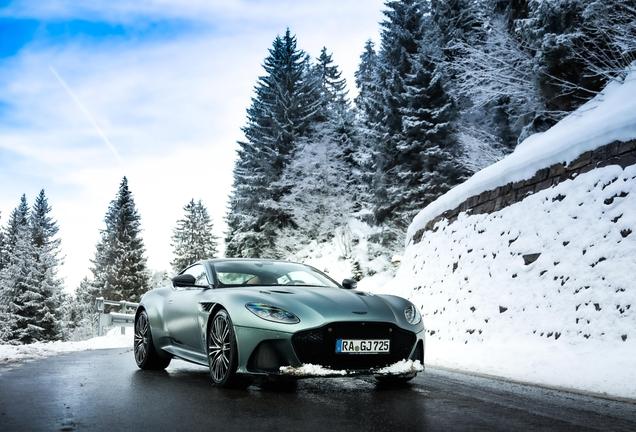 Aston Martin DBS Superleggera Q
