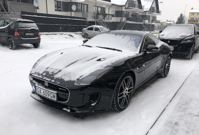 Jaguar F-TYPE 380 Sport AWD Coupé
