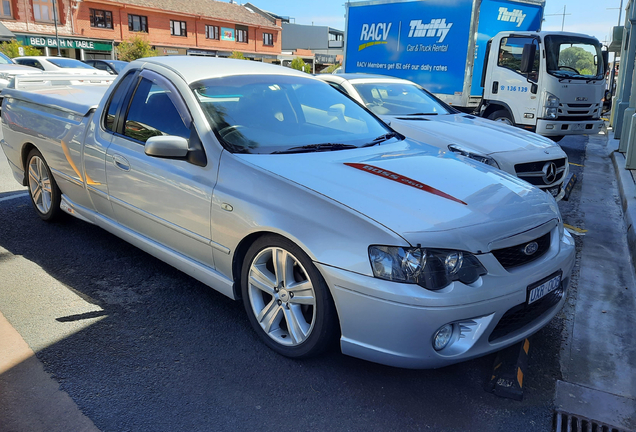 Ford Falcon BF MkII XR8 Ute