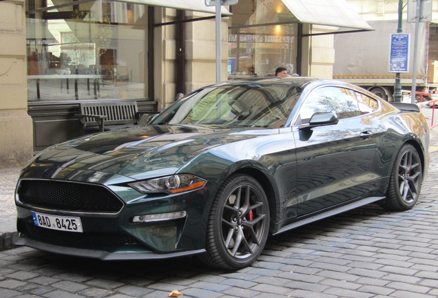 Ford Mustang Bullitt 2019