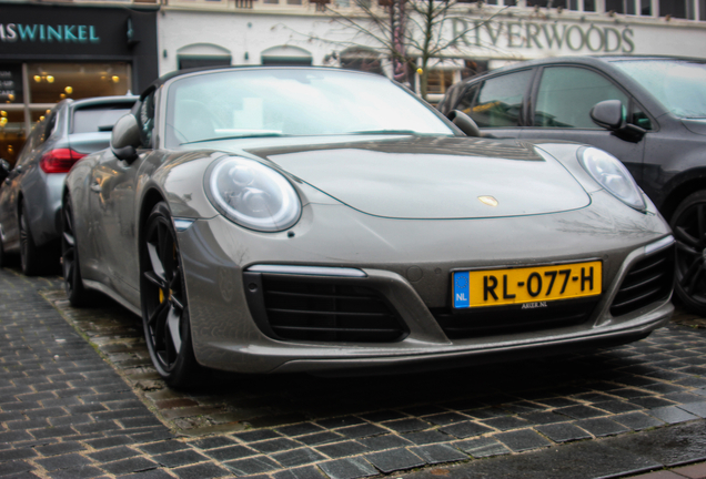Porsche 991 Targa 4S MkII Exclusive Alex Edition