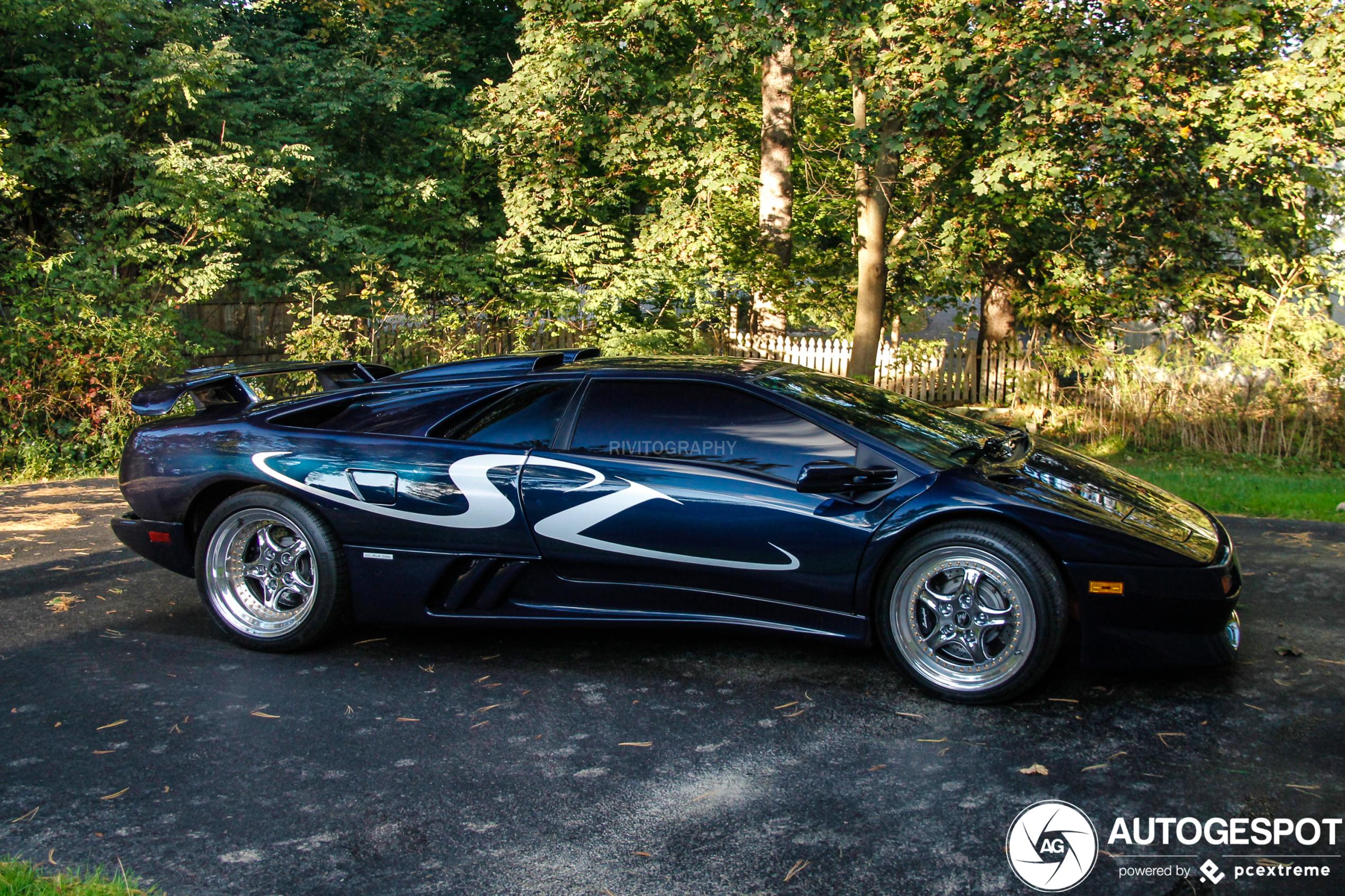 LamborghiniDiablo SV Monterey Edition