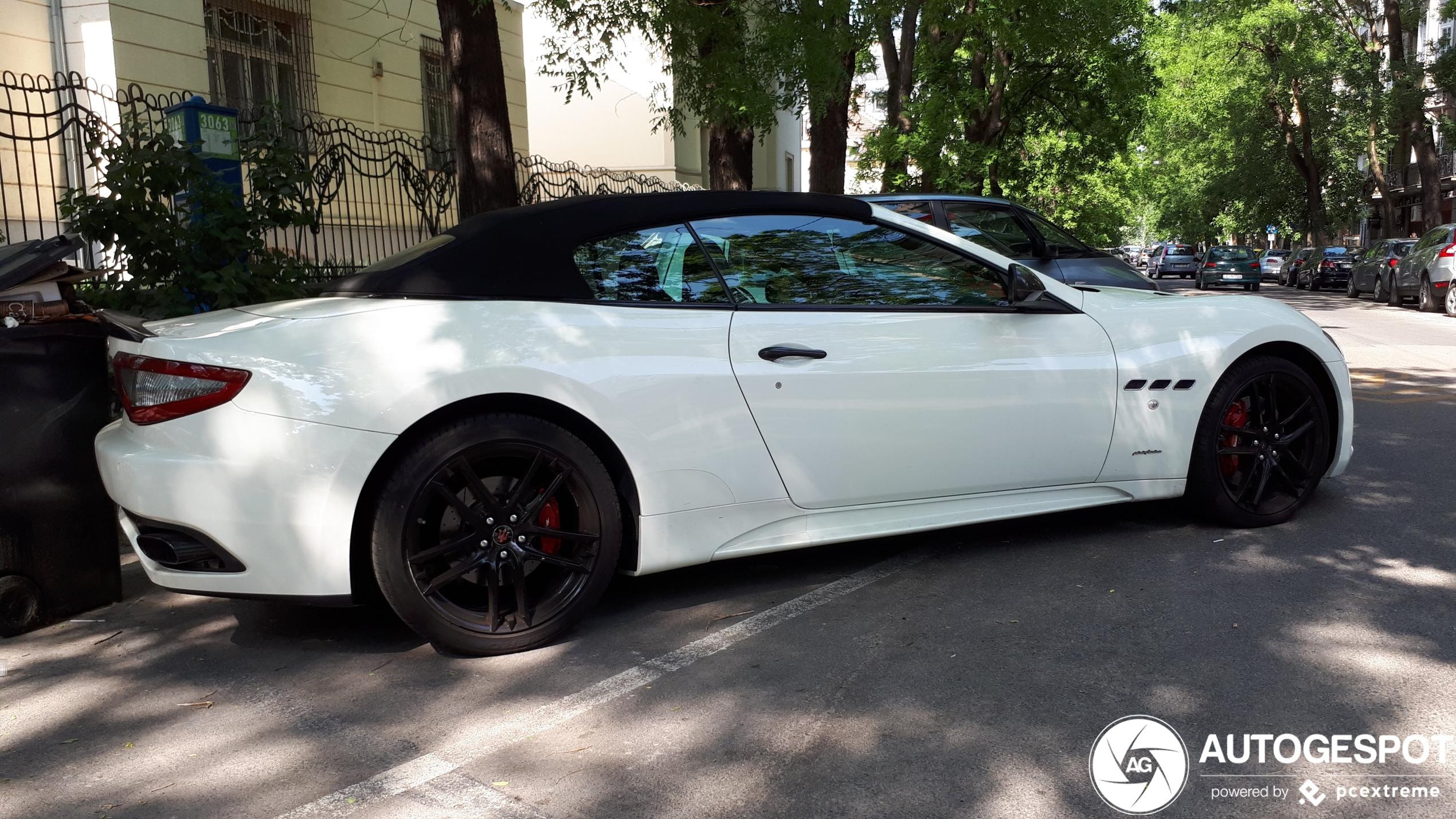 MaseratiGranCabrio Sport Special Edition