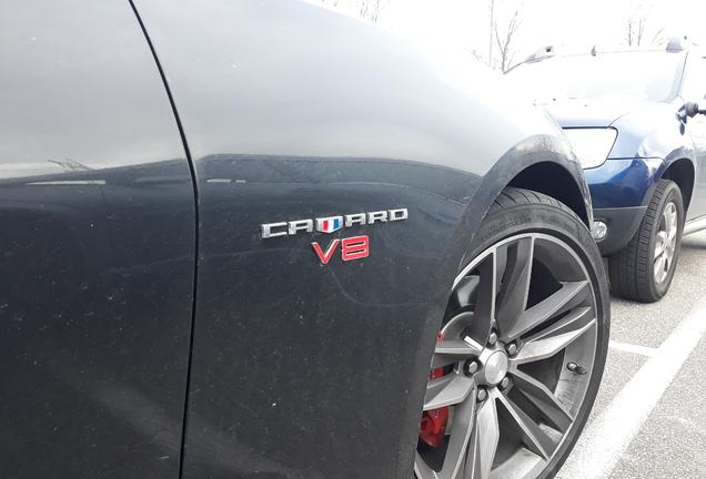 Chevrolet Camaro SS 1LE