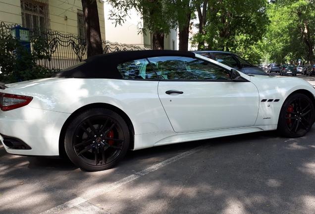 Maserati GranCabrio Sport Special Edition