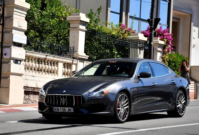 Maserati Quattroporte S GranSport