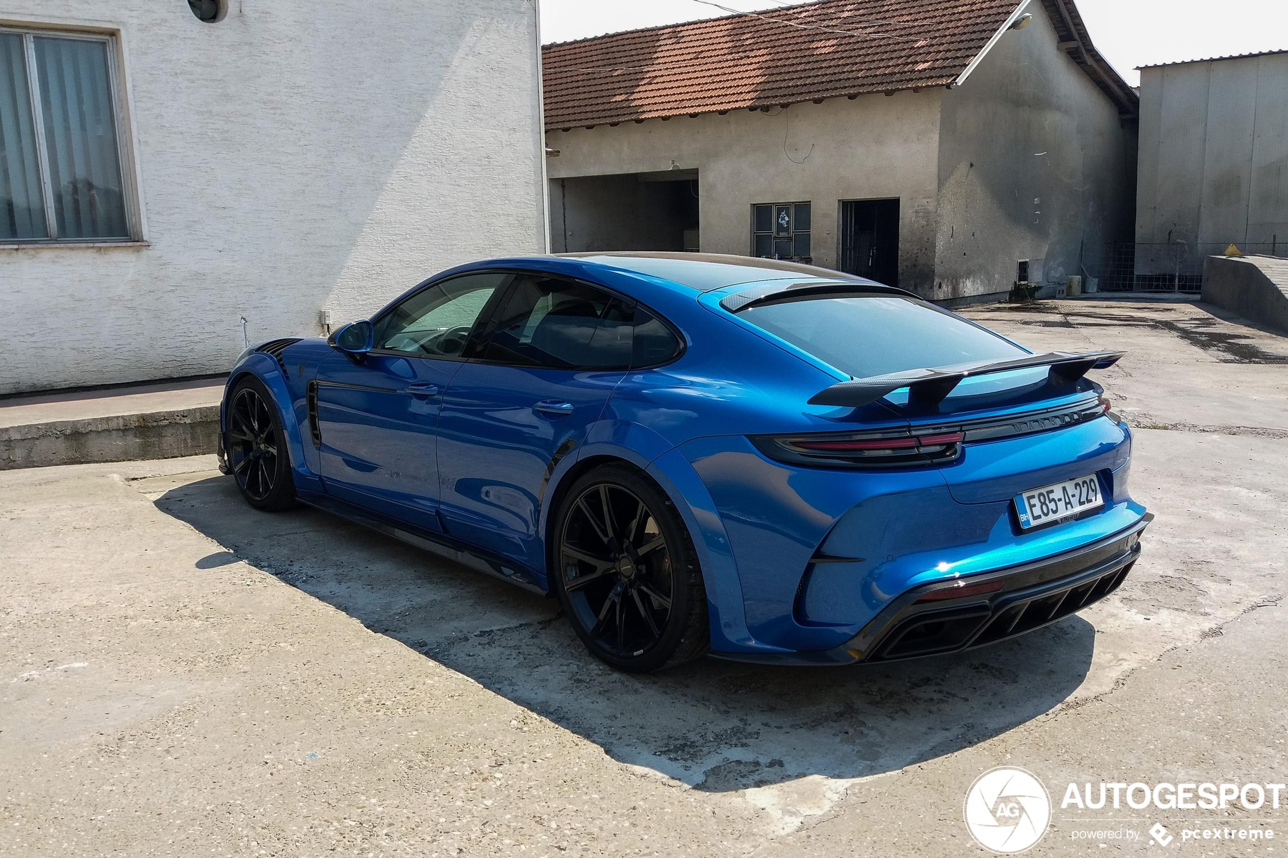 PorscheMansory 971 Panamera