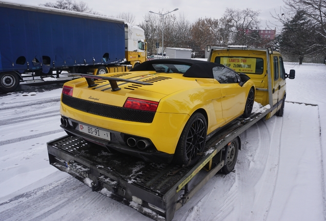 LamborghiniGallardo LP560-4 Spyder