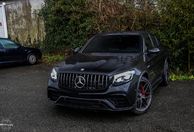 Mercedes-AMG GLC 63 Coupe C253 2018 Edition 1