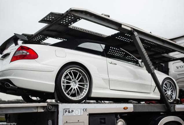 Mercedes-BenzCLK DTM AMG Cabriolet