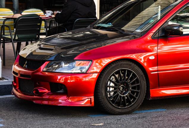 Mitsubishi Lancer Evolution IX by TuniSport
