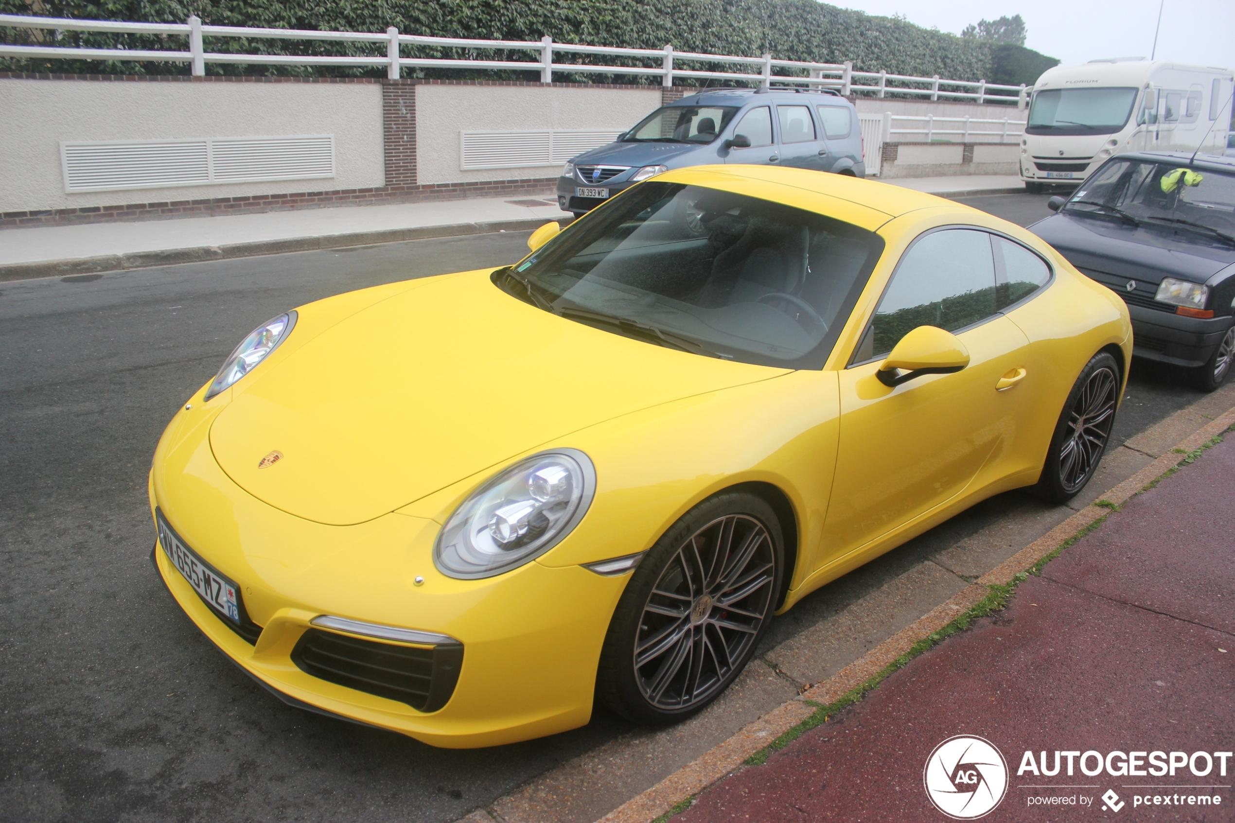 Porsche 991 Carrera S MkII