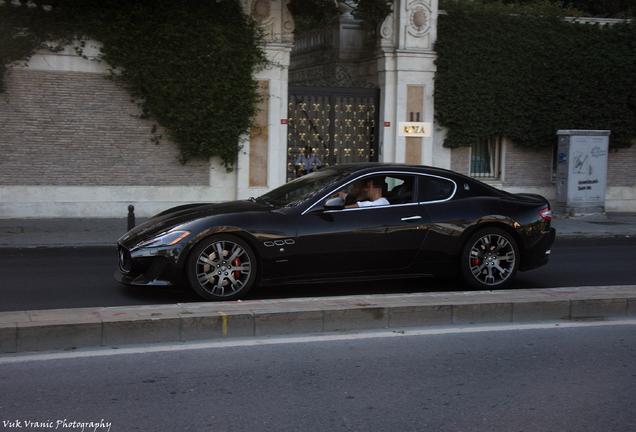 MaseratiGranTurismo Sport