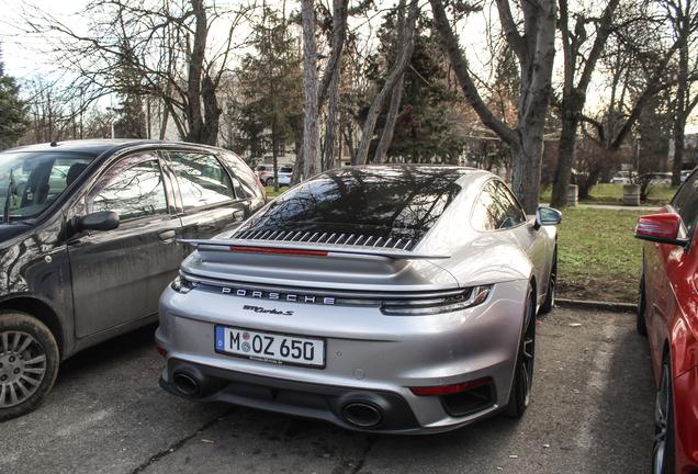 Porsche992 Turbo S