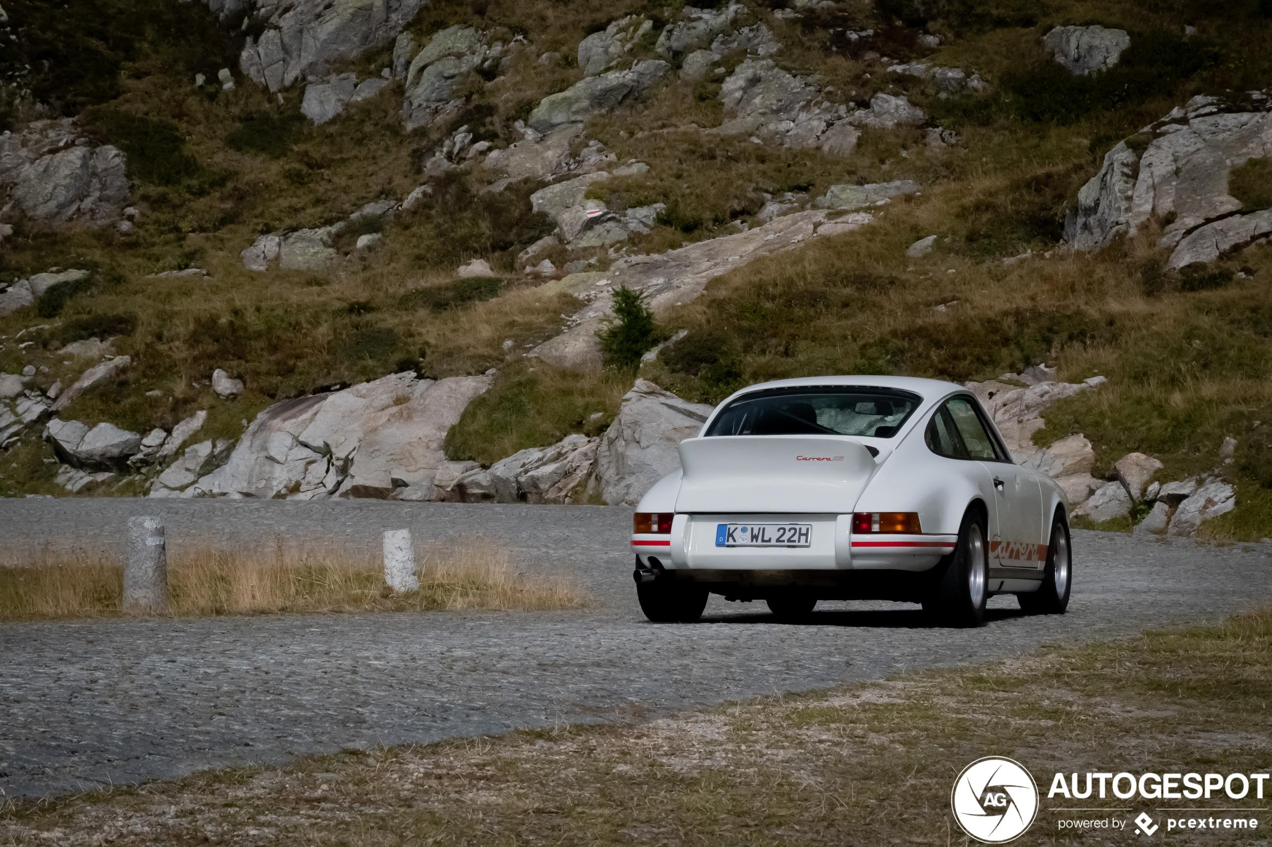 Porsche911 Carrera RS 2.7