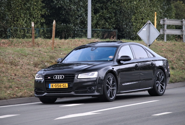Audi S8 D4 Plus 2016