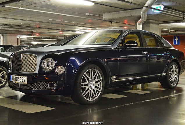 Bentley Mulsanne 2009 Birkin Limited Edition