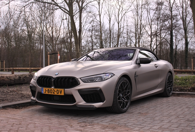BMW M8 F91 Convertible Competition